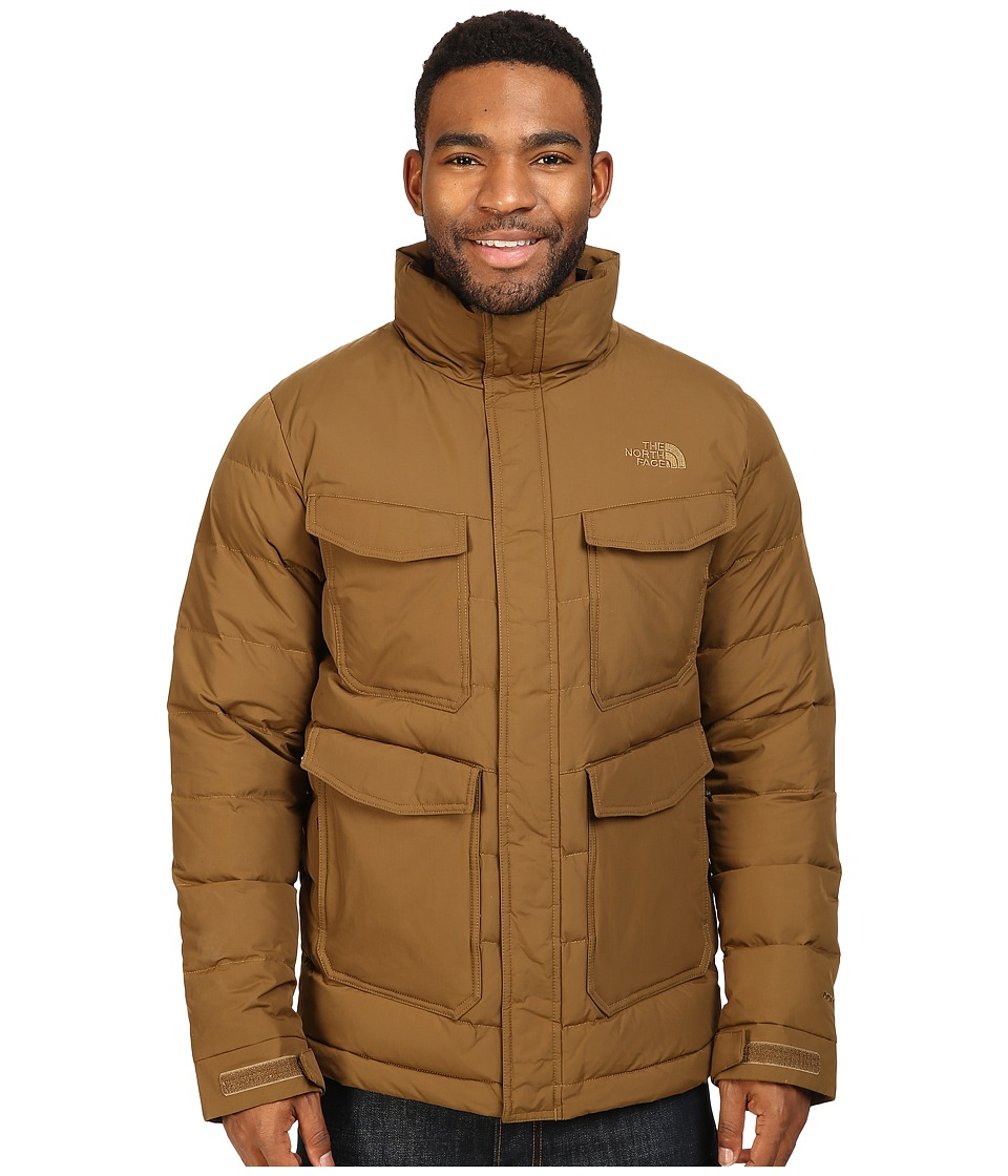 The North Face - Talum Field Jacket (Brown Field) Men's Coat