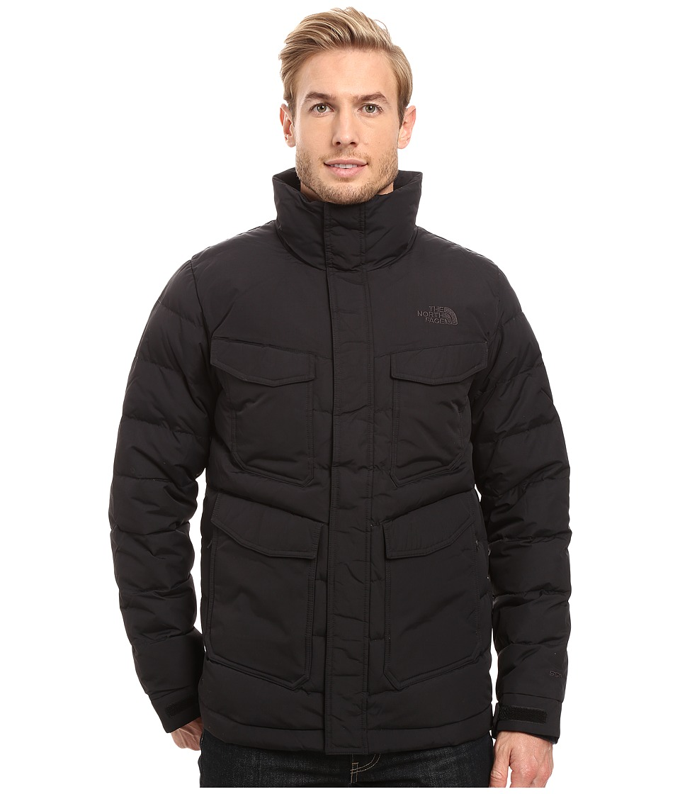 The North Face - Talum Field Jacket (TNF Black) Men's Coat