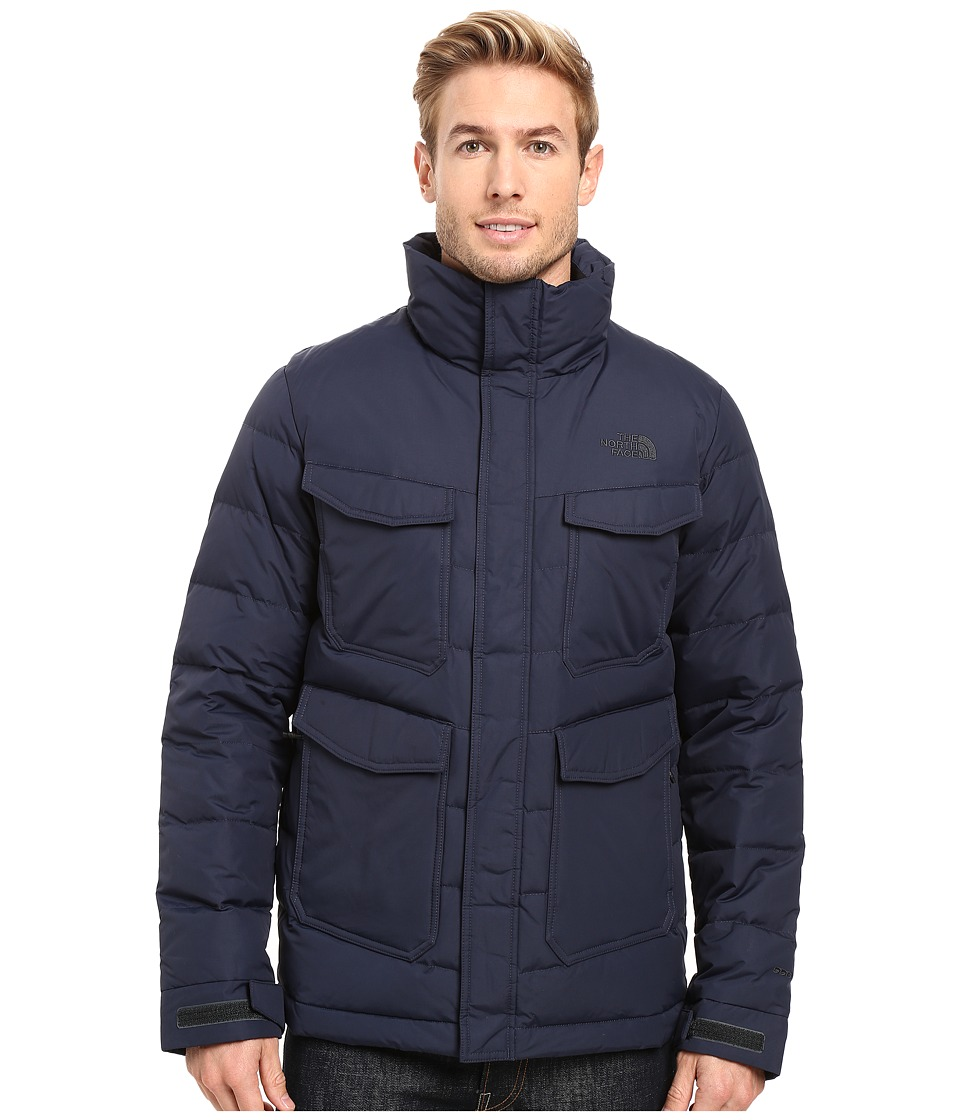 The North Face - Talum Field Jacket (Urban Navy) Men's Coat