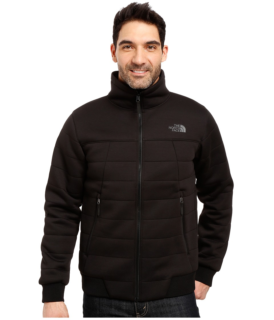 The North Face - Haldee Insulated Moto (TNF Black) Men's Coat