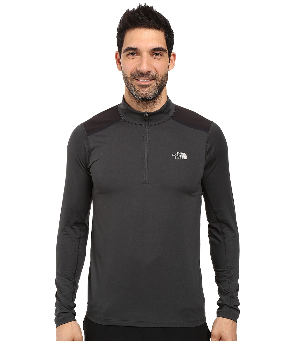 The North Face - Kilowatt 1/4 Zip (TNF Dark Grey Heather) Men's Long Sleeve Button Up