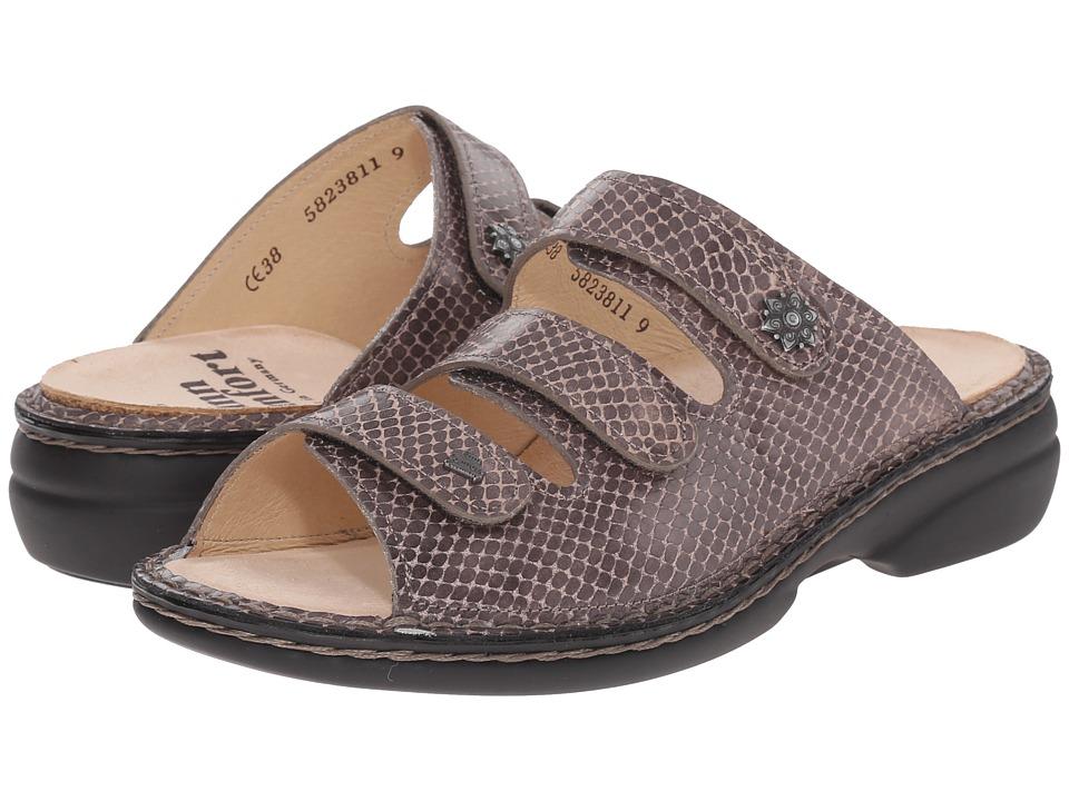 Finn Comfort - Menorca - 82564 (Taupe) Women's Sandals