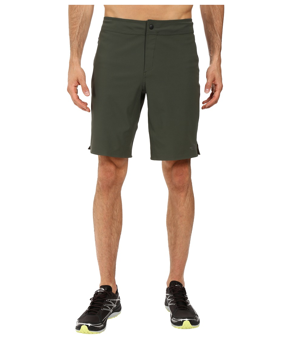 The North Face Kilowatt Shorts (Climbing Ivy Green) Men