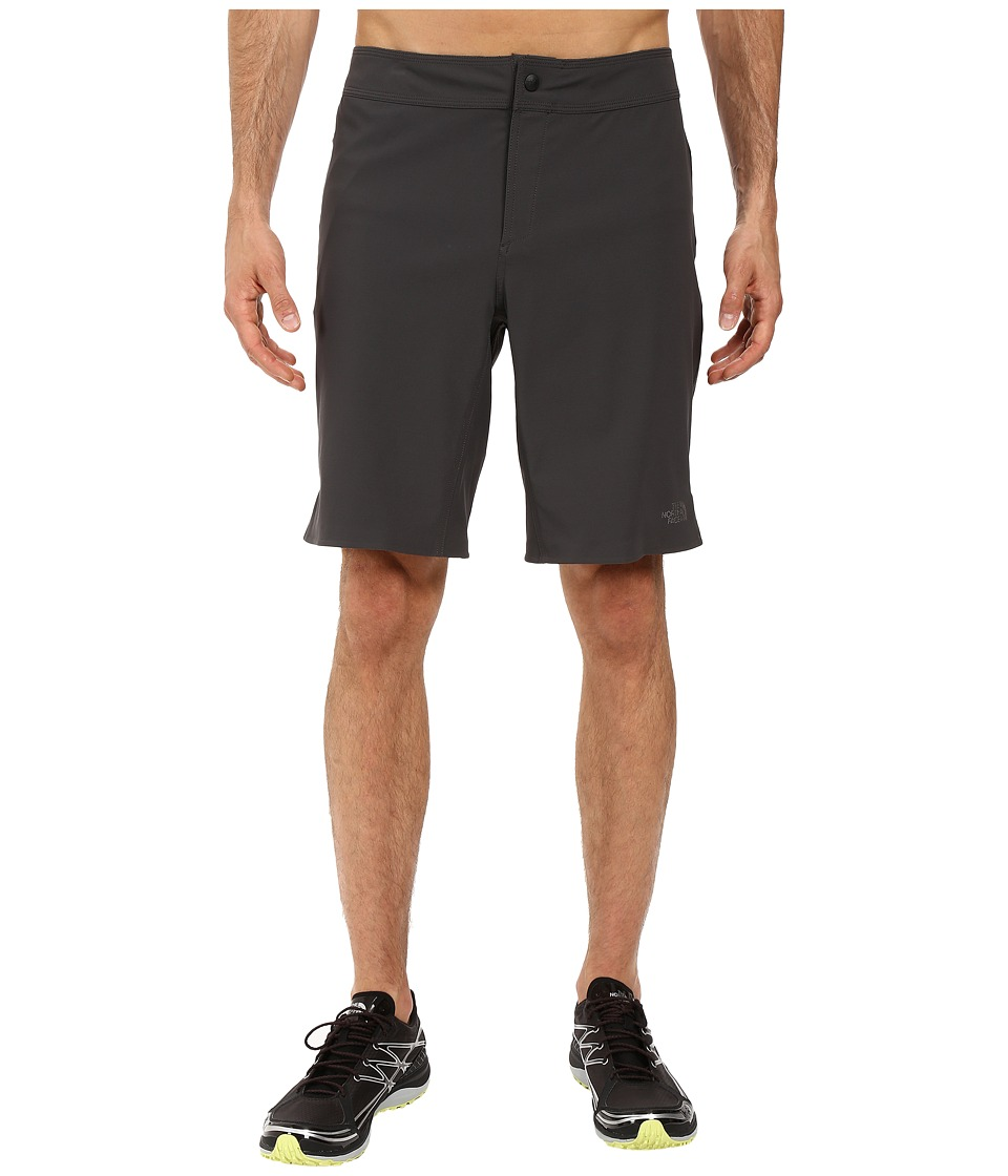 The North Face Kilowatt Shorts (Asphalt Grey/High Rise Grey) Men