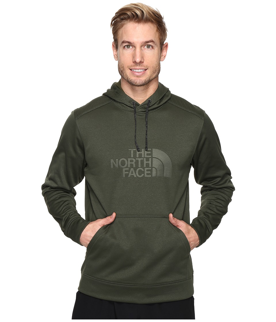 The North Face - Ampere Pullover Hoodie (Climbing Ivy Green) Men's Sweatshirt