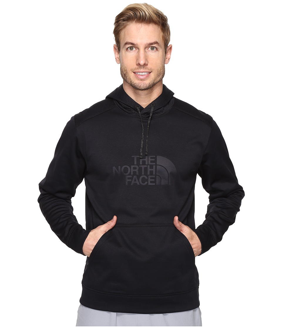 The North Face - Ampere Pullover Hoodie (TNF Black/Asphalt Grey) Men's Sweatshirt