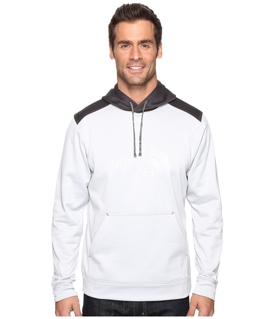 The North Face - Ampere Pullover Hoodie (High Rise Grey/Asphalt Grey) Men's Sweatshirt