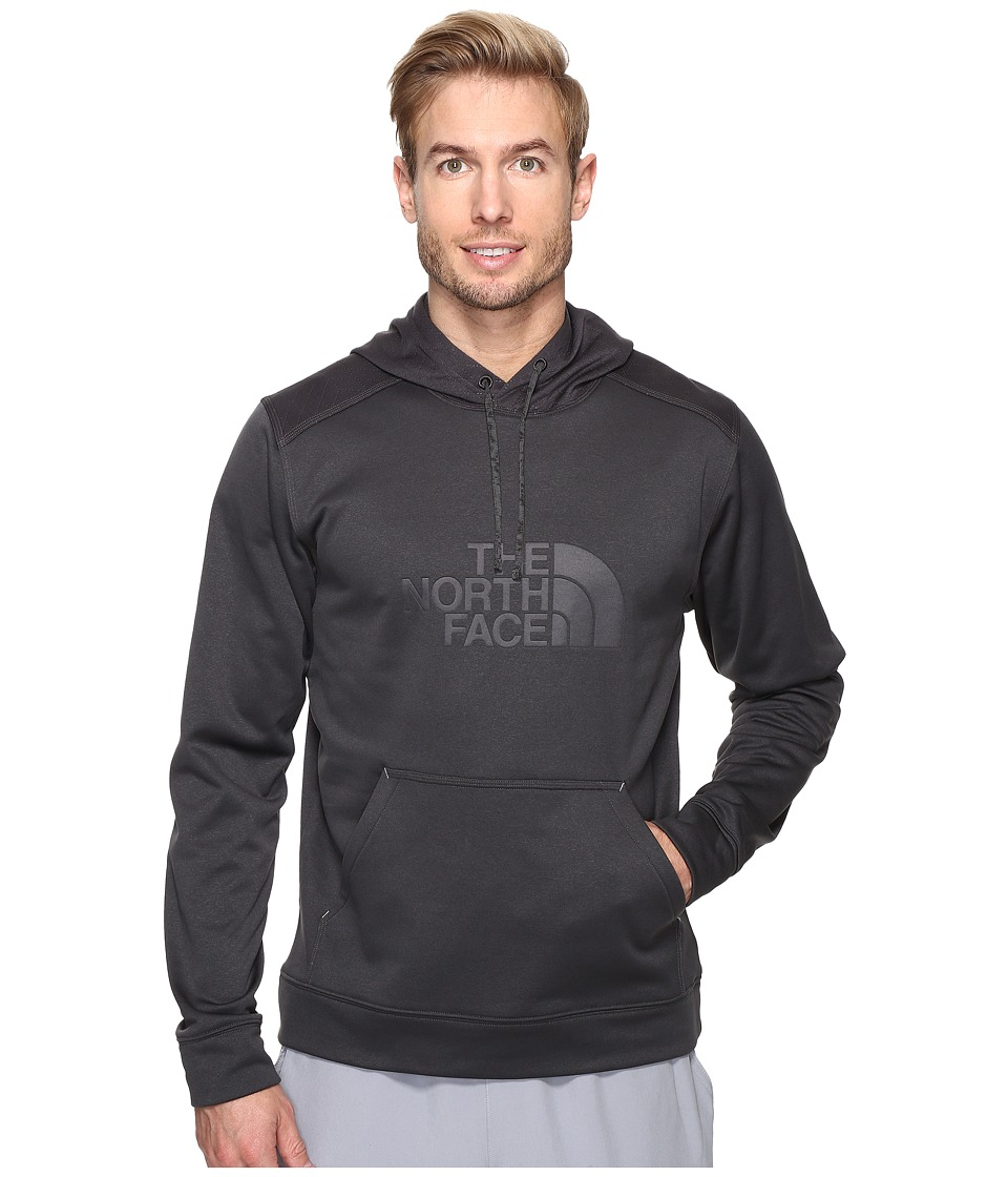 The North Face - Ampere Pullover Hoodie (Asphalt Grey/High Rise Grey) Men's Sweatshirt