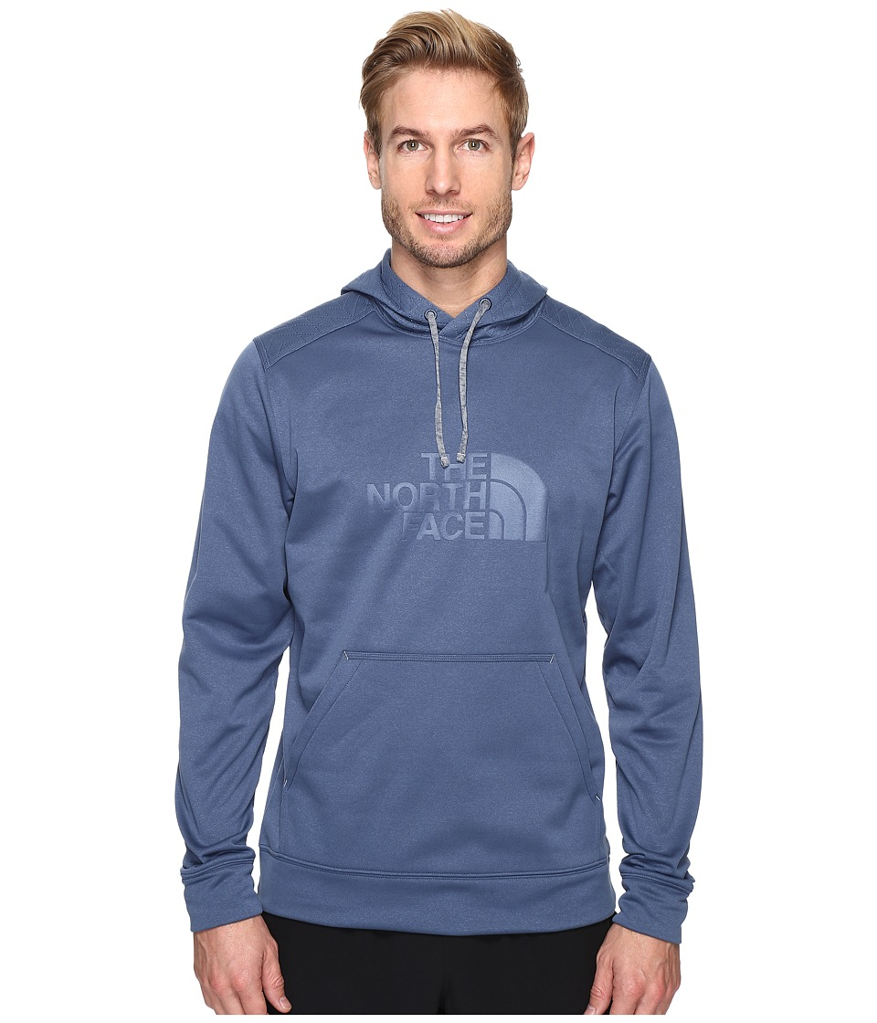 The North Face - Ampere Pullover Hoodie (Shady Blue) Men's Sweatshirt
