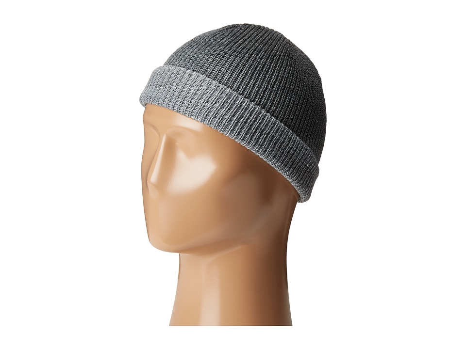 Celtek - Mule Dip Dye Beanie (Black Heather) Beanies