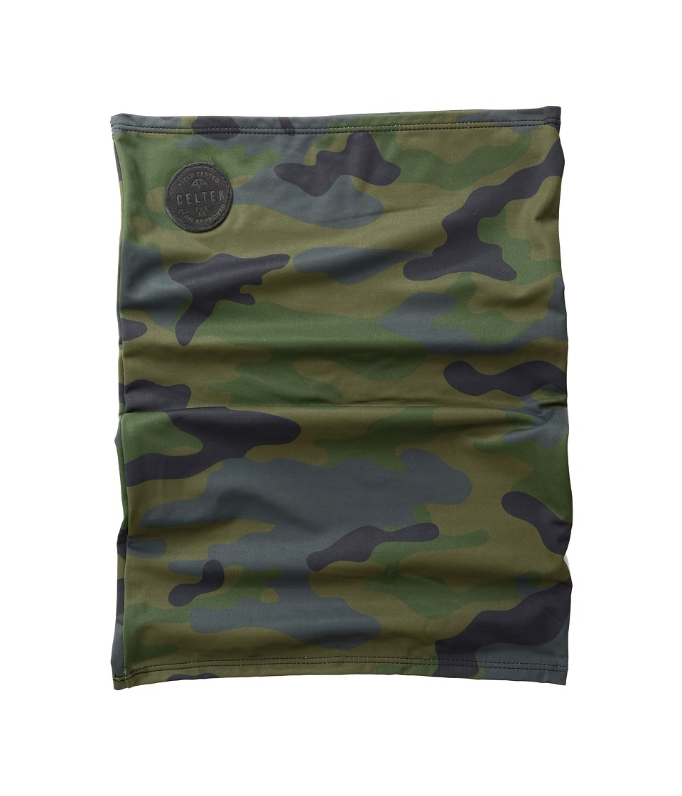 Celtek - Step Up Neck Gaiter (Camo) Scarves