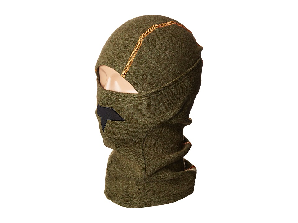 Celtek - Shadow Balaclava (Cottonwood Green) Scarves