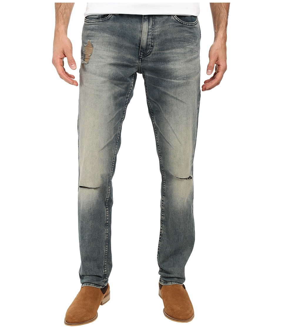 Calvin Klein Jeans - Slim Straight in Fatigue Tinted (Fatigue Tinted) Men's Jeans