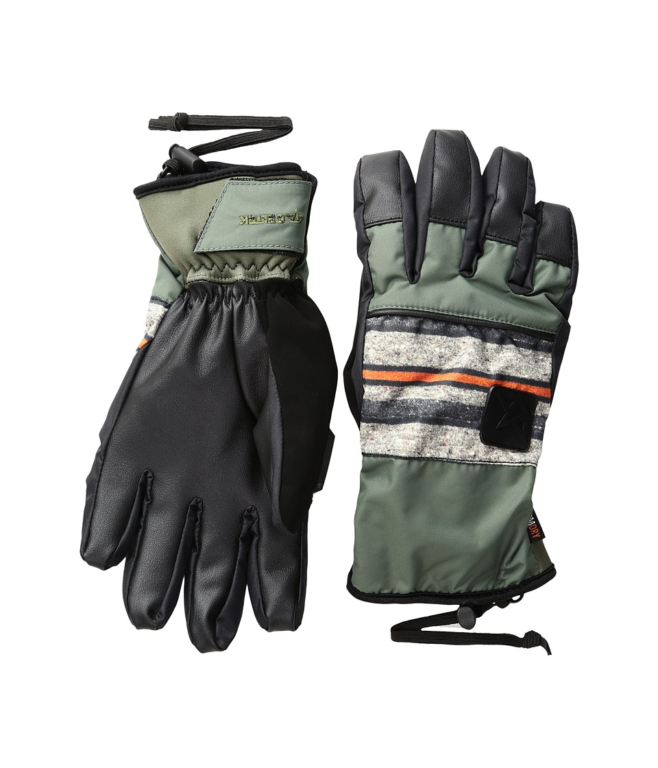 Celtek - Ace Gloves (Cottonwood Green) Over-Mits Gloves