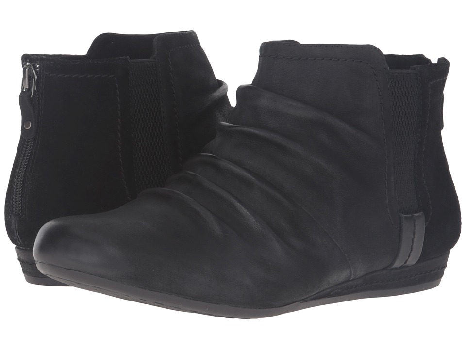 Rockport Cobb Hill Collection - Cobb Hill Genevieve (Black) Women's Boots