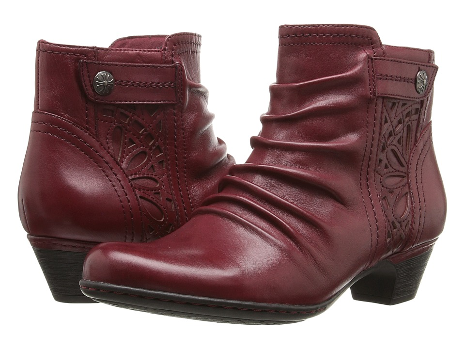 Rockport - Cobb Hill Abilene (Bordeaux) Women's Boots