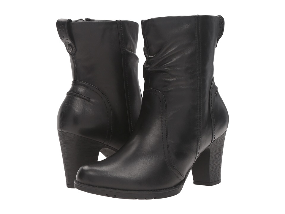 Rockport Cobb Hill Collection - Cobb Hill Kristen (Black) Women's Boots