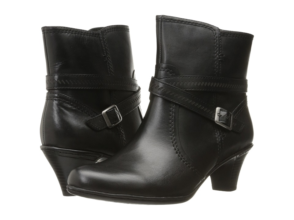 Rockport Cobb Hill Collection - Cobb Hill Missy (Black) Women's Boots