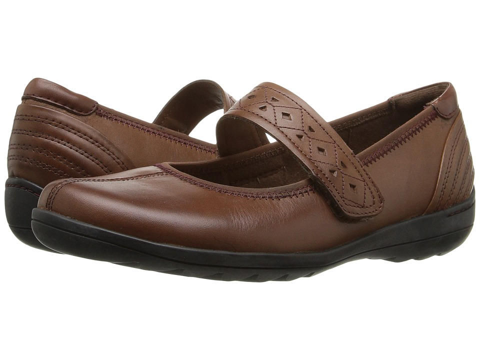 Rockport Cobb Hill Collection - Cobb Hill Laila (Almond) Women's Maryjane Shoes