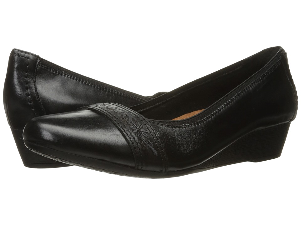 Rockport Cobb Hill Collection - Cobb Hill Jennifer (Black) Women's Shoes