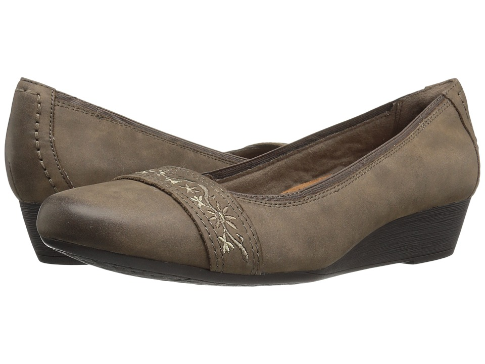 Rockport Cobb Hill Collection - Cobb Hill Jennifer (Stone) Women's Shoes