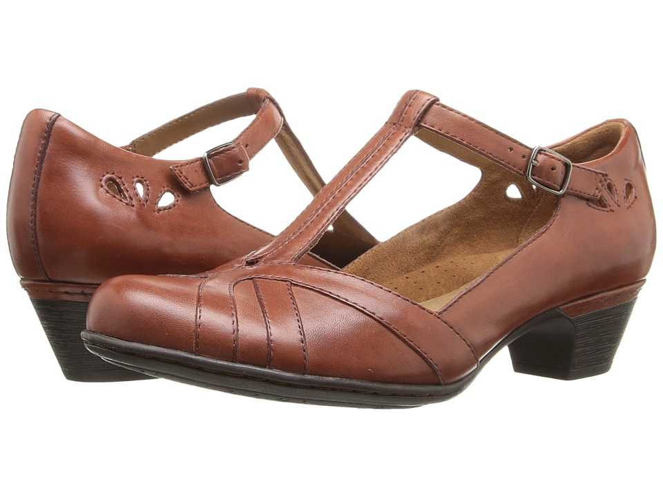 Rockport Cobb Hill Collection - Cobb Hill Angelina (Spice) Women's Maryjane Shoes