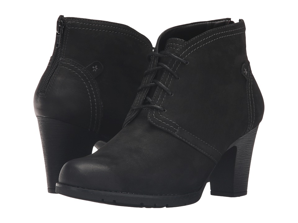 Rockport Cobb Hill Collection Cobb Hill Keara Black Womens Boots