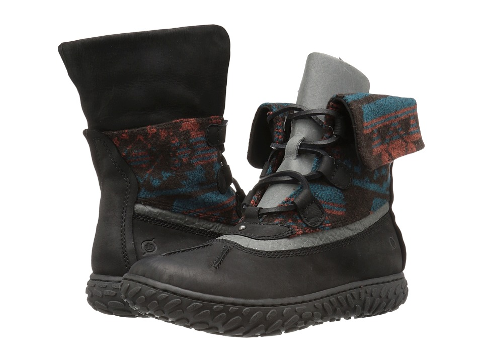 Born Archer (Black/Neutral Grey Wool Combo) Women