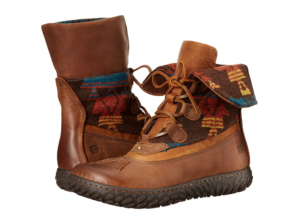 Born Archer (Brown Sugar/Russet Wool Combo) Women