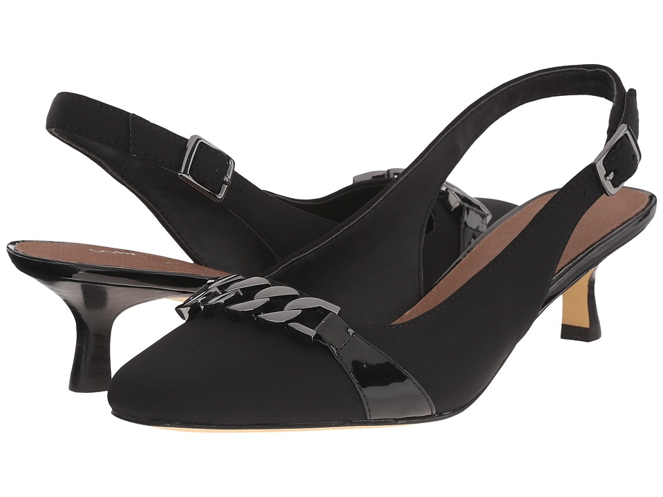 Donald J Pliner - Selina (Black) Women's Shoes
