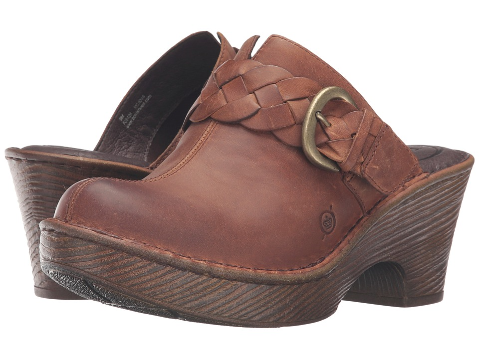 Born Mahal (Russet Full Grain Leather) Women