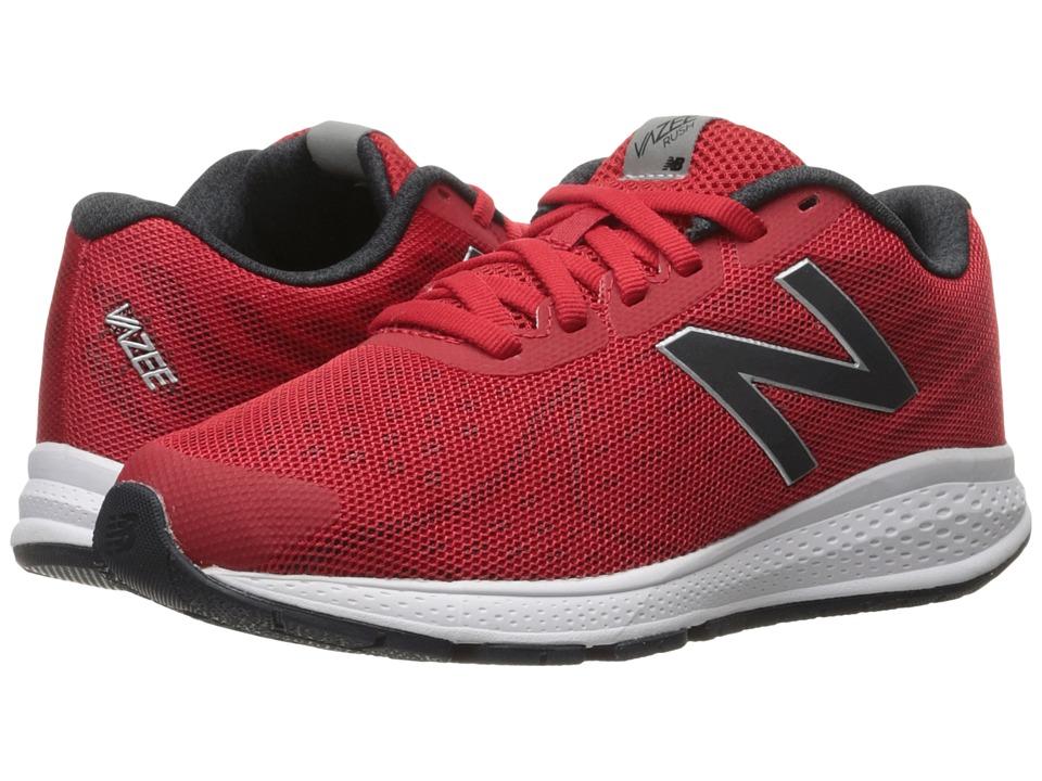 New Balance Kids Vazee Rush v2 (Big Kid) (Red/Red) Boys Shoes