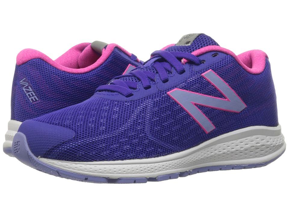 New Balance Kids - Vazee Rush v2 (Big Kid) (Purple/Pink) Girls Shoes