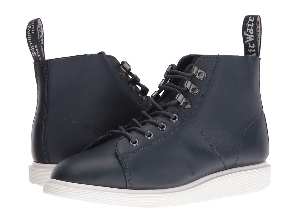 Dr. Martens - Torrington Monkey Boot (Navy Softy T) Lace-up Boots