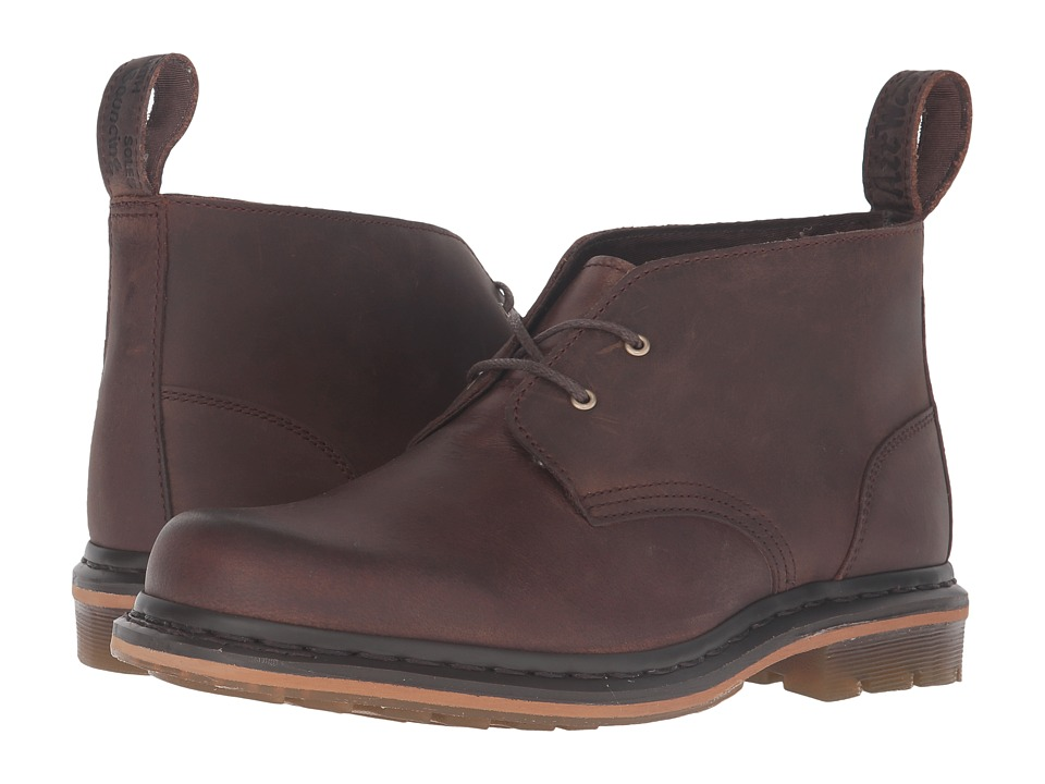 Dr. Martens - Deverell Desert Boot (Brown Kingdom) Lace-up Boots