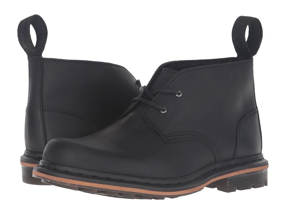 Dr. Martens - Deverell Desert Boot (Black Kingdom) Lace-up Boots