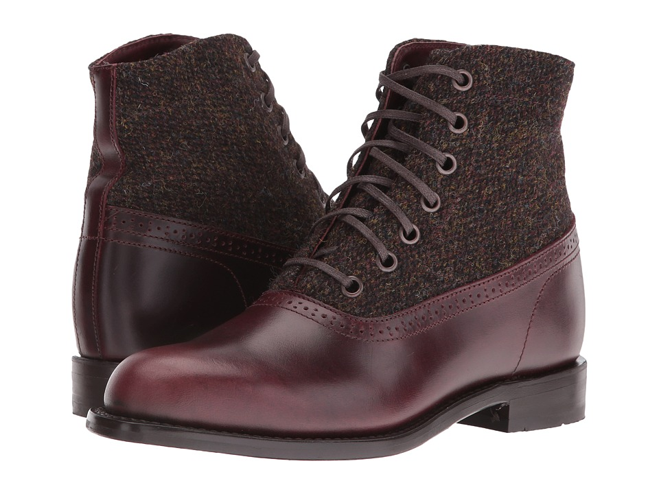 Wolverine - Marcelle (Brown Multi Leather) Women's Lace-up Boots