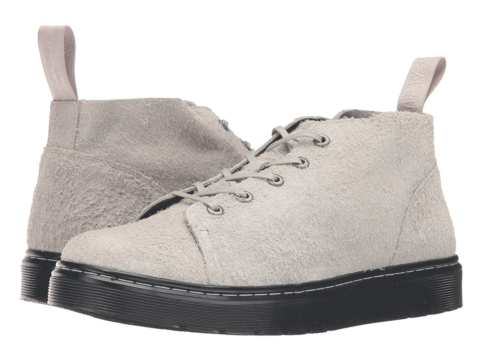 Dr. Martens Baynes Chukka Boot (Grey Wooly Bully) Lace-up Boots