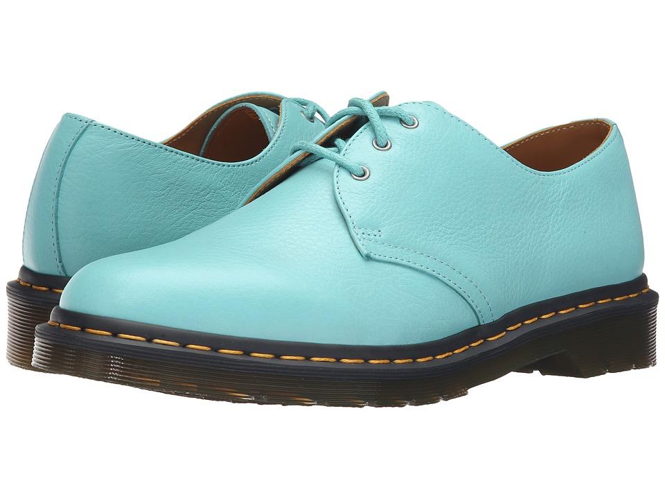 Dr. Martens - 1461 3-Eye Shoe (Aqua Hug Me) Lace up casual Shoes