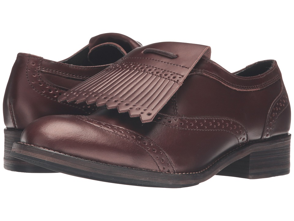 Wolverine Elsie Oxford (Copper Leather) Women