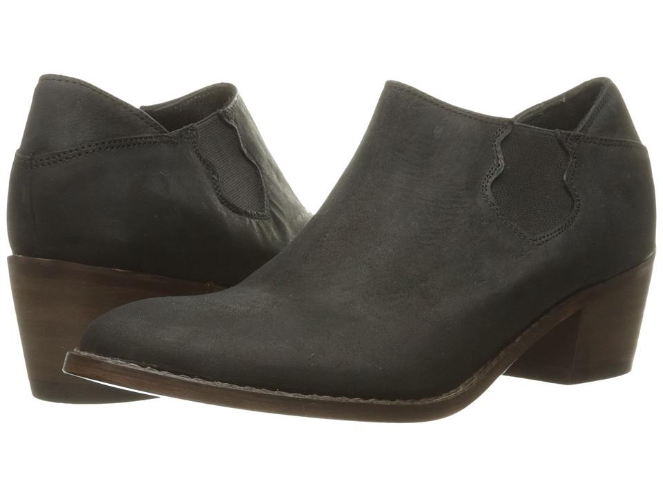 Wolverine - Alice (Black Waxy Leather) Women's Slip on Shoes