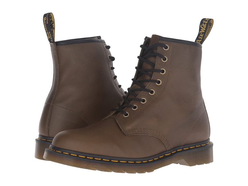 Dr. Martens 1460 (Grenade Green Carpathian) Lace-up Boots