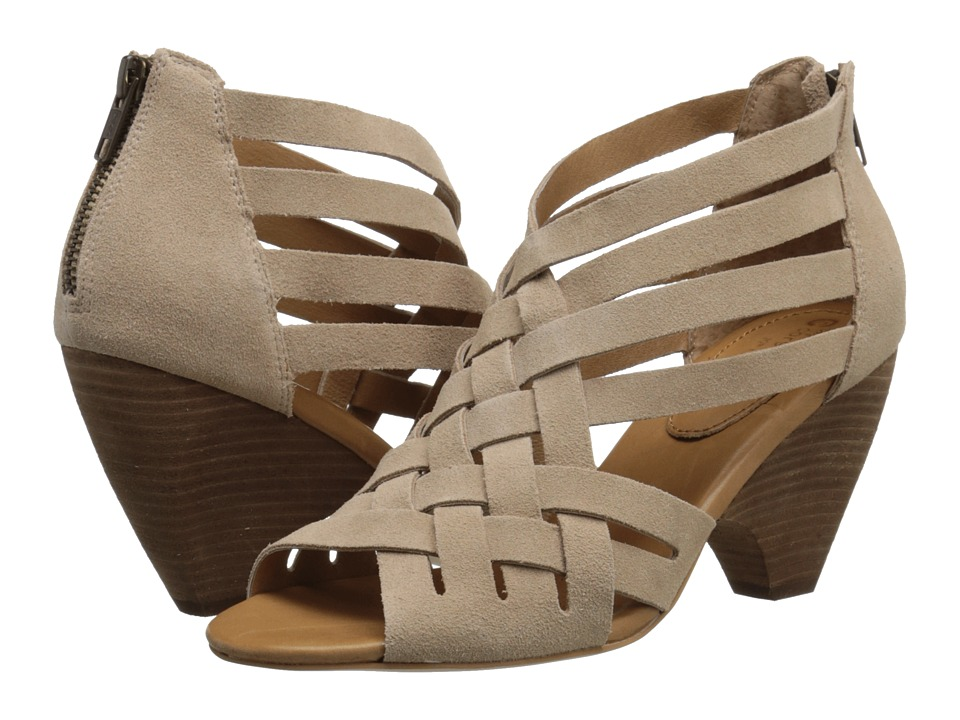 Corso Como Genni (Nude Split Suede) High Heels