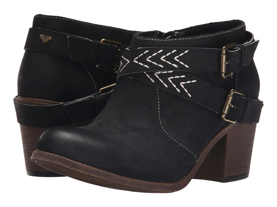 Roxy - Janis (Black) Women's Shoes