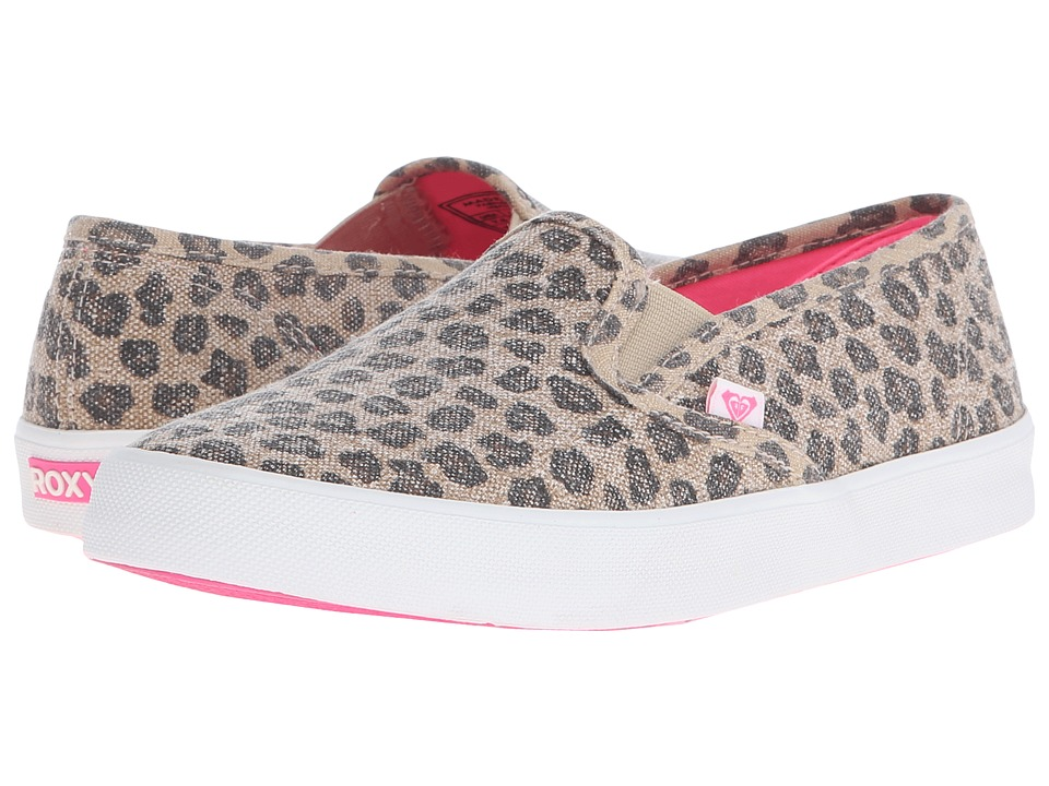 Roxy - Ventura II (Leopard Print) Women's Shoes