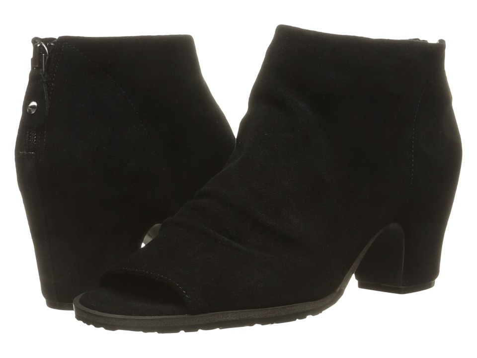 Gentle Souls - Pippa (Black Suede) High Heels