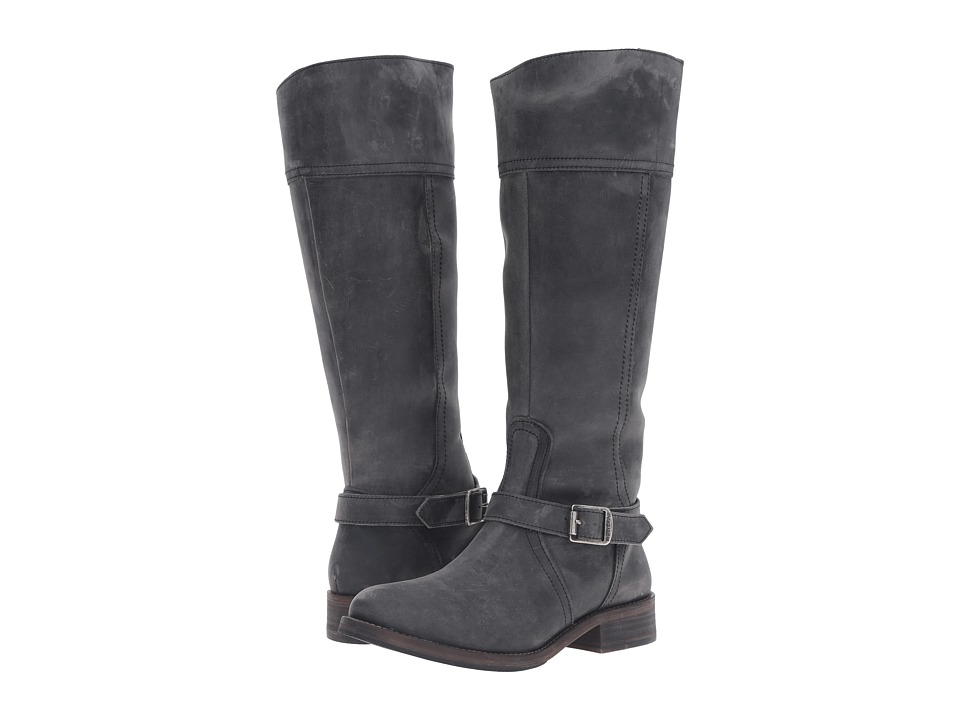 Wolverine - Margo (Grey Waxy Leather) Women's Boots