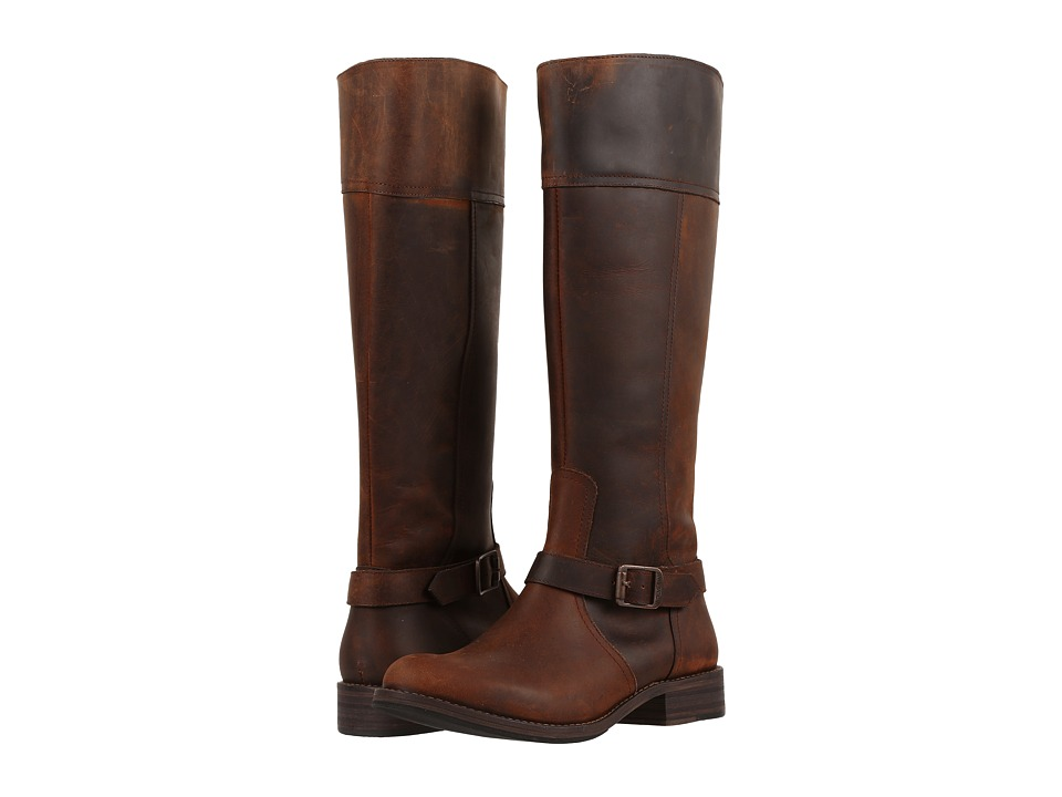 Wolverine Margo (Brown Waxy Leather) Women
