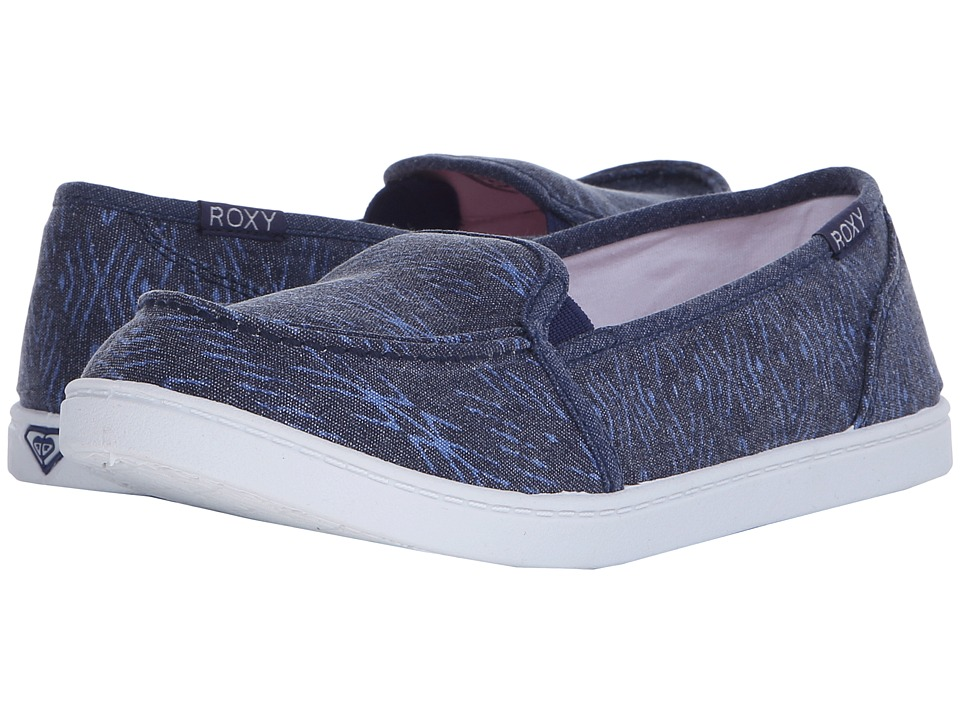 Roxy - Minnow V (Indigo) Women's Shoes