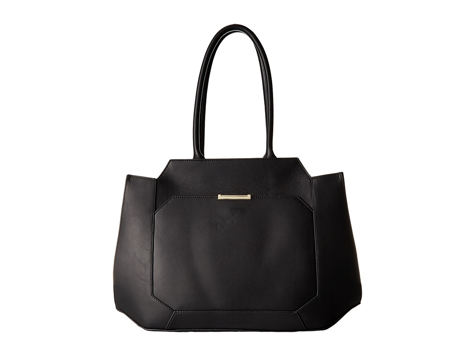 Ivanka Trump - Mara Solutions Satchel (Black) Satchel Handbags